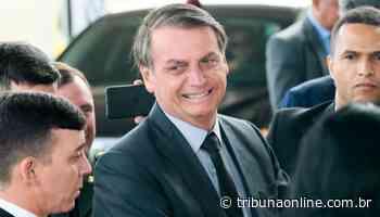 Caravanas vêm até da Bahia e de Minas para ver Bolsonaro no Estado - Tribuna Online