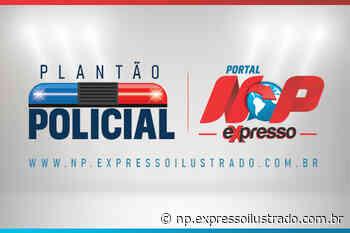 Prisão por furto em Santiago - Jornal Expresso Ilustrado