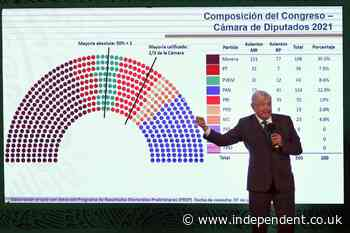 Head of Mexico's governing party cites middle class failings