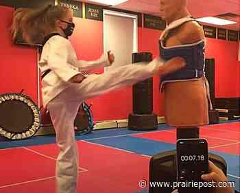Swift Current Christian Taekwondo earns recognition at Alberta Open tournament - Prairie Post