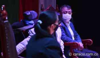 Audio involucraría a alcalde de Sogamoso en presuntos favores políticos - Caracol Radio