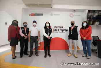 Inauguraron nuevo local centro empleo Moyobamba - DIARIO AHORA