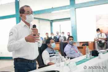 Autoridades de San Martín y Loreto piden dar prioridad a carretera Moyobamba-Balsapuerto - Agencia Andina