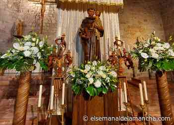 Comienzan en Alcázar los actos en honor a San Antonio de Padua - El Semanal de La Mancha