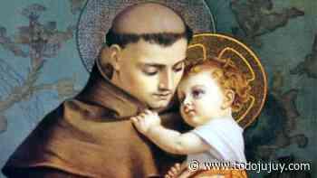El domingo celebrarán a San Antonio de Padua - todojujuy.com