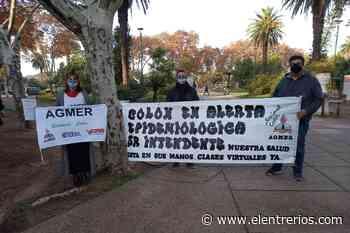"""Reclamo sindicalista al intendente de Colón: """"El único departamento de alto riesgo que no solicitó clases virtuales"""" - Elentrerios.com"""