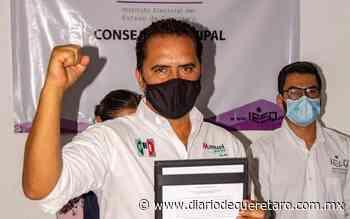 Manuel Montes del PRI gana alcaldía de Colón - Diario de Querétaro