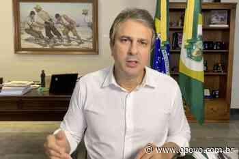 Camilo Santana deve anunciar novo decreto estadual nesta sexta-feira, 11 - O POVO