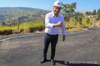 Em Santana de Parnaíba bairros Cururuquara e Ingaí ganham asfalto - WebDiario