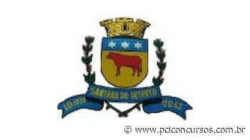 Em Minas Gerais, Prefeitura de Santana do Deserto realiza novo Processo Seletivo - PCI Concursos