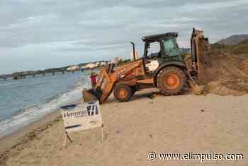 Contaminación de playas de Puerto La Cruz por aguas servidas inspeccionará Comisión de Ambiente de la AN legítima #11May - El Impulso