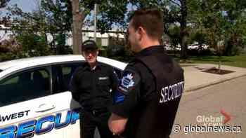 Security guard left shaken following random, violent encounter in northeast Calgary