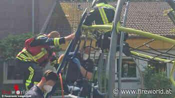 D: Kind auf Klettergerüst in Langenfeld eingeklemmt - Fireworld.at