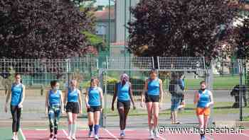 Cahors. Les athlètes benjamins et minimes en pointe à Albi - ladepeche.fr