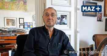 Jürgen Böttcher alias Strawalde in der Galerie 47 in Birkenwerder - Märkische Allgemeine Zeitung