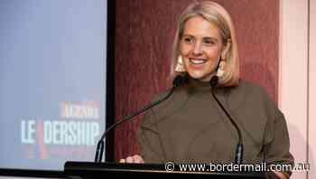 Breaking badly: Georgie Dent to speak at 2021 Albury-Wodonga Winter Solstice - The Border Mail