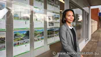 Albury property manager Charis Inoc is Riverina Trainee of the Year - The Border Mail