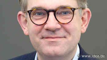 EKKW: Volker Mantey wird Propst des Sprengels Marburg - idea.de - Das christliche Nachrichtenportal