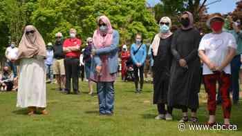 Vigil held in Charlottetown to honour Muslim family killed in Ontario - CBC.ca