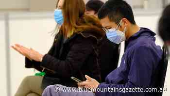 One new local virus case recorded in Vic - Blue Mountains Gazette