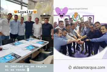 """Gómez y la """"lealtad"""" de su equipo de trabajo - ElDesmarque Valladolid"""
