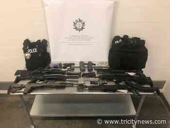 Port Coquitlam man charged in 2020 B.C. firearm trafficking investigation - The Tri-City News