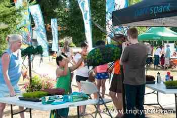 Coquitlam ignites interest in green spaces through Park Spark Program - The Tri-City News