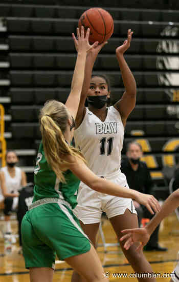 Jaydia Martin glad to have one last chance as Hudson's Bay falls to Tumwater - The Columbian