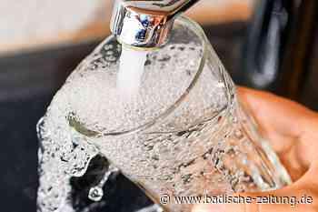 Das Leitungswasser in Gottenheim ist wieder ohne Abkochen trinkbar - March - Badische Zeitung