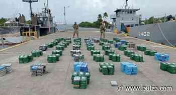[Fotos] Cayó otro cargamento de coca en San Andrés; fueron necesarios 4 operativos - Pulzo.com