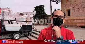 Atacan a candidato del PRI en Sombrerete - Hoy Tamaulipas