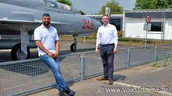 Altmärkische Wirtschaftsjunioren laden zur Konferenz auf dem Flugplatz in Stendal ein - Volksstimme
