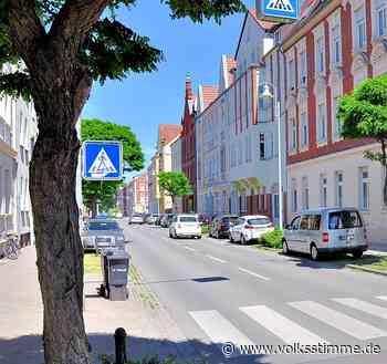 Trinkwasserleitungen in der Frommhagenstraße in Stendal werden erneuert - Volksstimme