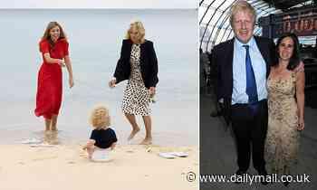 Amanda Platell: Carrie's G7 triumph will be galling to Boris Johnson's ex Marina Wheeler
