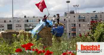 Les « jardins à défendre » d'Aubervilliers, menacés de bétonisation, sont désormais expulsables à tout moment - Basta !