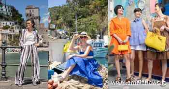 Da Bisceglie alla Costiera Amalfitana per promuovere i propri abiti sartoriali: la storia di Licia, Giovanna... - Amalfi News