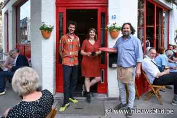 Iconisch café Rood-Wit opent opnieuw de deuren: van biljart tot EK, ballen maar! - Het Nieuwsblad