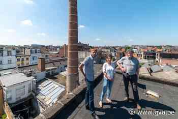 Eerste Antwerps coöperatief woonproject op site oude wasserij Goossens in Berchem - Gazet van Antwerpen