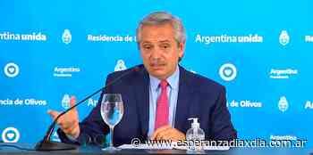 Fernández prorrogó las restricciones vigentes hasta el 25 de junio - Esperanza DíaXDía