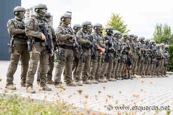 Alemanha: Unidade Especial de Polícia dissolvida devido a ligação à extrema-direita - Esquerda