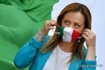 Na Itália de Draghi, a extrema direita ganha terreno com Meloni - ISTOÉ
