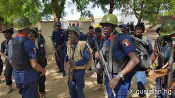 NSCDC arrests 3 for alleged robbery in Ilorin | The Guardian Nigeria News - Nigeria and World News — Nigeria — The Guardian Nigeria News – Nigeria and World News - Guardian Nigeria