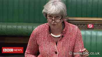 Covid: Theresa May on government travel advice and bans