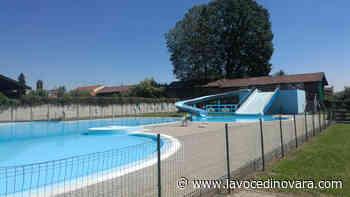 Galliate, la piscina scoperta rimarrà chiusa anche per tutta l'estate 2021 - La Voce di Novara