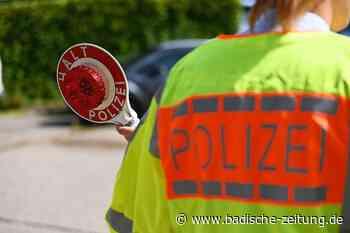 Zehnjähriger klärt die Unfallflucht in Schlatt - Bad Krozingen - Badische Zeitung