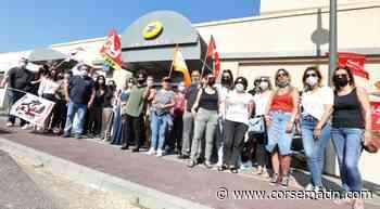 """Grève """"illimitée"""" à La Poste d'Ajaccio, la plupart des bureaux fermés - Corse-Matin"""