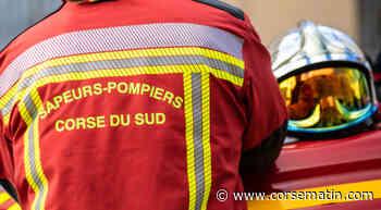 Vingt-cinq mises à feu de containers cette nuit à Ajaccio - Corse-Matin