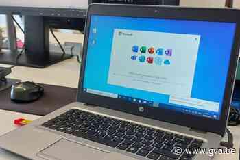 Kwetsbare jongeren in Beerse ontvangen laptops (Beerse) - Gazet van Antwerpen