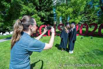St. Albert schools prepare for outdoor grads - St. Albert Today