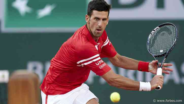 A New Tennis GOAT? How Novak Djokovic Stacks Up Against Nadal And Federer After French Open Classic - Forbes